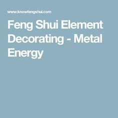 metal element feng shui information card feng shui. Black Bedroom Furniture Sets. Home Design Ideas