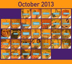 October 2013 was our first-ever action-oriented #31n31 - check out our calendar of the actions that you can take at any time of year to help end domestic violence. #DVAM