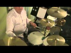 Radar love by Golden Earring drum breakdown - Doug Baker. How To Play Drums, Golden Earrings, Double Bass, Music School, Clarinet, Classical Music, Choir, Trumpet, Orchestra