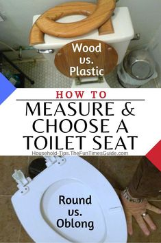 How To Replace A Toilet Seat How To Measure A Toilet Seat