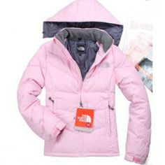 North Face Goose Down - Pink North Face Hoodie, North Face Jacket, North Face Women, The North Face, North Face Outlet, Online Outlet Stores, Hoodie Jacket, Raincoat, Jackets For Women