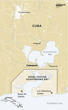 Cuban Refugees Fled to the U.S. Naval Base in Guantanamo Bay a Half Century Ago—and Never Left - WSJ