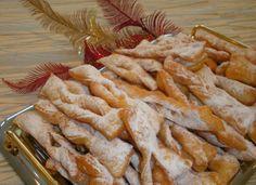 Faworki | Blog Kulinarny Pani Tereska
