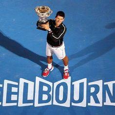 aussi open Djokovic