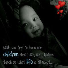 Children & Life Quote