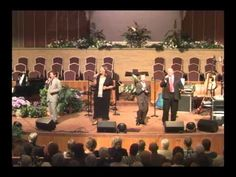 Good ole' southern gospel music...by the most amazing family i know :) watch this!
