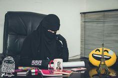 Niqabi in office