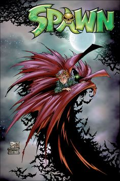 SPAWN.COM >> COMICS >> SPAWN >> MONTHLY SERIES >> ISSUE 58
