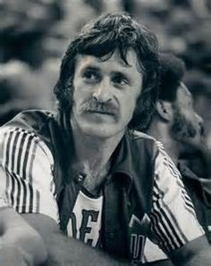 Pat Riley? Head coach of the Lakers, Knicks and Heat? A player? Yes.Riley even had a mustache back then. He was selected by the San Diego Rockets in the 1st round of the 1967 NBA Draft, and was als…