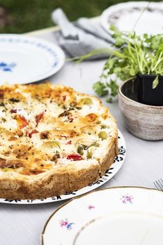 Quiche, Food And Drink, Breakfast, Morning Coffee, Recipes, Quiches