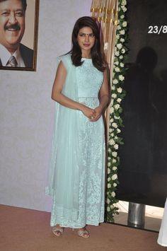 Priyanka Chopra in #ManishMalhotra..he IS magic <3