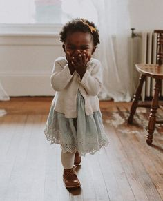 Paseo {Children's Leather Boots} - How DARLING is this little miss! We love seeing our leather artisan made boots for children go on - Little People, Little Ones, Little Girls, Little Girl Style, Fashion Star, Kids Fashion, Dress Fashion, Womens Fashion, Cute Babies