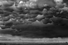 """""""Mammatus"""", fine art photography by Mitch Dobrowner"""