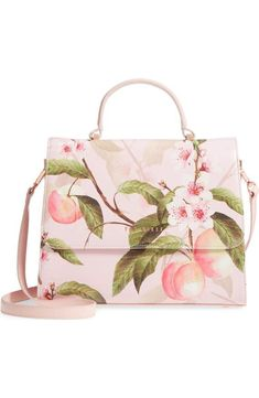 ca7b1dc74c Product Image 1 Leather Satchel, Women's Accessories, Ted Baker Fashion,  Pink Bags,