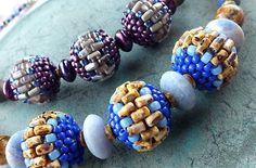 Bamboo beads