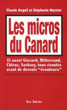 Les Micros du Canard de Claude Angeli et Stéphanie Mesnier