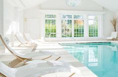 For those wanting to lap up some luxury over a long weekend without traveling too far from their New England digs, The Mayflower Grace in Connecticut is an easy two-hour drive from NYC. Take a dip in the spa house pool and wander around the meditation gardens to get into ultra relaxation mode.