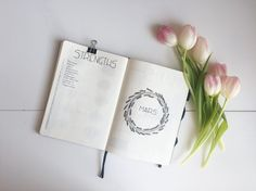 Bullet Journal Title Page, Bujo, Planners, Journals, Strength, Challenge, Instagram Posts, Decor, Decoration
