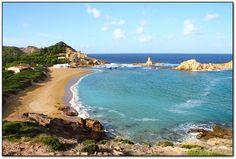 Cala Pregonda Menorca Beach