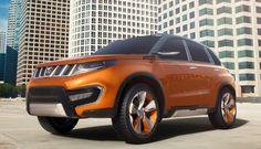 Suzuki iV-4 SUV Production version due in 2015 - http://tynanmotors.com.au/suzuki-iv-4-suv-production-version-due-2015/