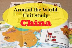 China unit study from Our Journey Westward