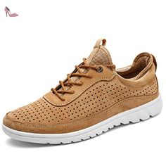 Casual Sneakers, Leather Sneakers, Sneakers Fashion, Casual Shoes, Fashion Shoes, Mens Fashion, Brown Fashion, Men's Shoes, Dress Shoes