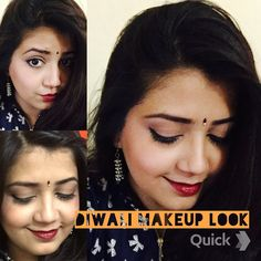 #Diwali #makeup #look will be up tonight # HAPPY DIWALI TO ALL  #subscribe #follow #instalike #fotoclassica #classicmia #snapchat: classicmia