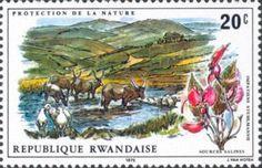 Sello: Impatiens (Ruanda) (Nature protection) Mi:RW 744,Sn:RW 685,Yt:RW 660,Bel:RW 682