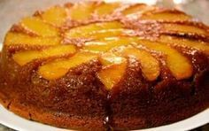 Recipe for apple ginger cake - Recipes tips Greek Desserts, Just Desserts, Apple Cake Recipes, Dessert Recipes, Greek Cake, Apple Deserts, Let Them Eat Cake, No Bake Cake, Sweet Recipes