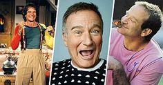 16 Razones para Amar a Robin Williams Aún Más. #LOEXTRAÑAMOS