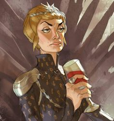 Game artist Ramón Nuñez actually had his work featured on Fine Art earlier this year, but this new round of Game of Thrones caricatures was too good to pass up sharing. Dessin Game Of Thrones, Game Of Thrones Art, Game Of Thrones Cartoon, Cartoon Cartoon, Cersei Lannister, Ramones, Captain Marvel, Caricatures, Game Of Thrones Illustrations