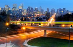 Do you know where in Calgary this shot was taken from?