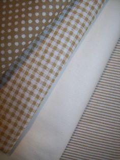 100% bavlna 4 x 50cm š.240cm vhodné na Vaše tvoření .CELEM 2m l PUNTÍK KÁRO PRUH JEDNOBAREVNÁ