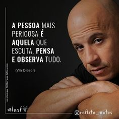 Observe mais, fale menos.  #reflitantes #reflect #vivacomamor #reflexao #pensamento #mensagens #paz #tempo #amagia #opoder #acredite… Dark Quotes, Strong Quotes, Shakespeare Frases, Einstein, Horror Photography, Postive Quotes, Just Love, Slogan, Quote Of The Day