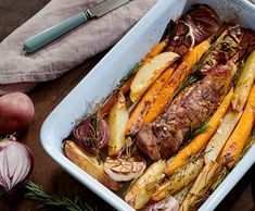 Pečená bravčová panenka so zeleninkou Creme Brulee, Lunch Time, Paleo, Food And Drink, Turkey, Foods, Meat, Cooking, Food Food