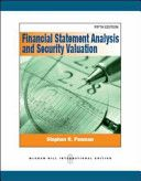 Financial statement analysis and security valuation / Stephen H. Penman. 5th ed. (2013)
