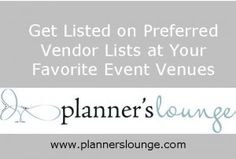 How to Get on Preferred Vendor Lists