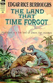 Roy G. Krenkel - Edgar Rice Burroughs The Land That Time Forgot