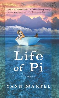 Life of Pi by Yann Martel - NOOK Daily Find: Today's Great Book at a Great Price - $1.99