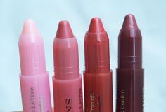 The Black Pearl Blog - UK beauty, fashion and lifestyle blog: Clarins Lip Balm Crayons Summer 2014