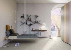 LagoLinea Bed #Lago #design #camera #letti #arredamento
