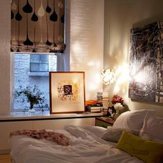 Dessous de fenêtre et couleur du mur