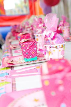 DARLING Hello Kitty party on Kara's Party Ideas KarasPartyIdeas.com #hellokitty #party #birthdayparty #hellokittyparty #supplies
