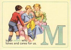 Jenny Matlock: Alphabe-Thursday Letter M Images Vintage, Retro Images, Vintage Cards, Vintage Postcards, Vintage Ideas, Vintage Labels, Vintage Stuff, Vintage Paper, Abc Cards