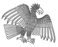 Mexico - Toltec Eagle