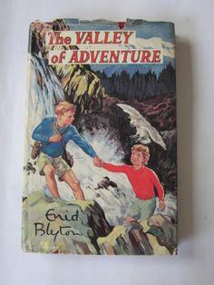 THE Valley OF Adventure Blyton Enid Illus BY Tresilian Stuart   eBay
