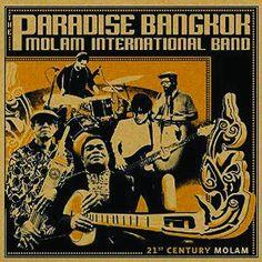 Paradise Bangkok Molam International Band - 21st Century Molam Vinyl LP (Awaiting Repress)
