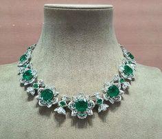 "mari (@mariigem) on Instagram: ""Amazing necklace by Nirav Modi,"