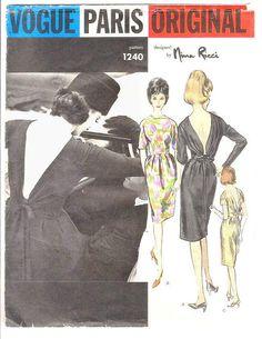 Nina Ricci A/H 1962-63.