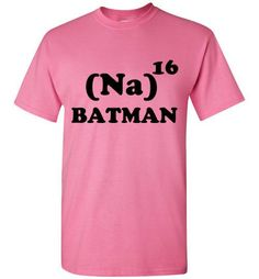 Na Batman T-Shirt